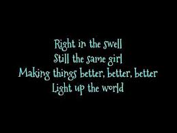 Light Up The World Barbie Movie Song Light Up The World Lyrics On Screen Youtube