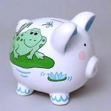 Customized Piggy Bank 242 Best Alcancias Images On Pinterest Piggy Banks Hand Painted
