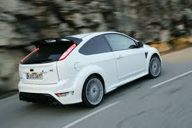 Focus Rs 2009 Why Was Focus Rs Fwd Not 4wd