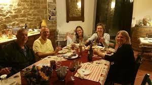 cuisine toscane de cuisine toscane dans un établissement vinicole