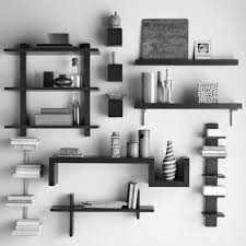 Bookshelf Room Divider Ideas by Attractive Living Room Shelf Decor Ideas Decoration Interior