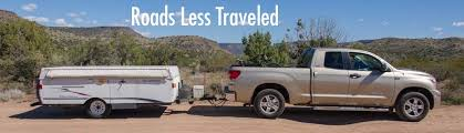 Truck Bed Trailer Camper Go Cheap Go Small Go Now And Learn With A Small Rv