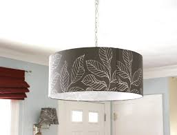 drum light chandelier drum hanging light with casual white uniquely interesting textured