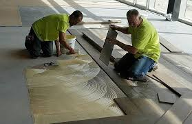 Installing Engineered Hardwood On Concrete Engineered Hardwood Flooring Installation Az