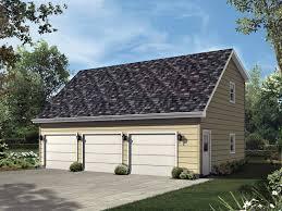 craftsman style garage plans loren three car garage plan 107d 6005 house plans and more