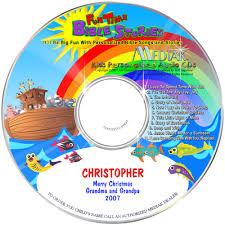 time bible stories personalized children s cd