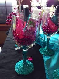 best 25 wine glass favors ideas on diy wine glasses