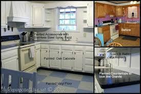 Paint Wood Kitchen Cabinets How To Paint Oak Kitchen Cabinets U2013 Sabremedia Co