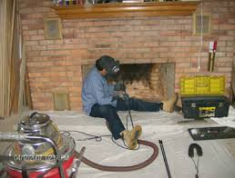 Fireplace Flue Repair by Elite Chimney Chimney Repair Chimney Rebuilding Masony Chimney