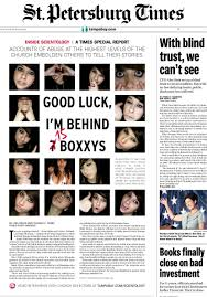 Setting Up A Blind Trust Sp Times Round Two Page 7 Why We Protest Anonymous Activism