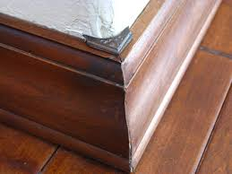 Trim For Laminate Flooring Bull Nose Corner Detail Escutcheon For Trim Save Time On Your
