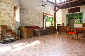 Three Bedrooms Beachside Three Bedrooms Wooden House For Rent In Sanur Sanur U0027s