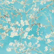 walls republic van gogh blossoming almond trees 33 u0027 x 20 8