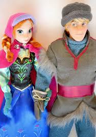 the doll grotto disney store u0027s frozen kristoff and hans dolls