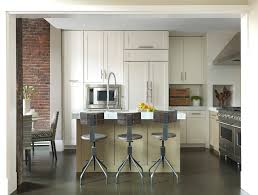 yellow bar stools kitchen contemporary with clear vented wall
