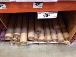 brown paper roll at home depot use for table cloths at kids party