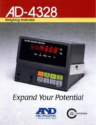 a u0026d scales ad 4328 pdf user u0027s manual free download u0026 preview