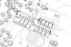 site plan and section planos de casas de niveles pinterest