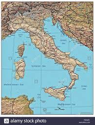 Rimini Italy Map by Italy Map Historic Stock Photos U0026 Italy Map Historic Stock Images