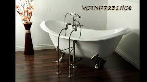 bathroom kingston brass combine with free standing bathtub also
