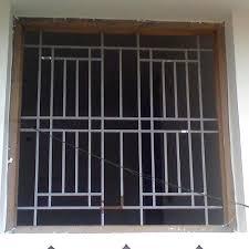 mild steel window grill at rs 100 square feet window grills