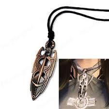 gold necklace skyrim images The elder scrolls 5 skyrim akatosh amulet pendant necklace ebay jpg