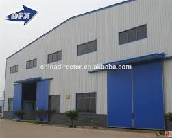 qingdao industrial shed design prefabricated steel structure