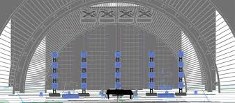 Radio City Music Hall Floor Plan by Drawings Randylee Tv