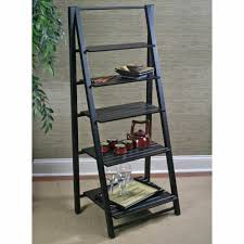 leaning ladder shelf style decoration u2014 best home decor ideas