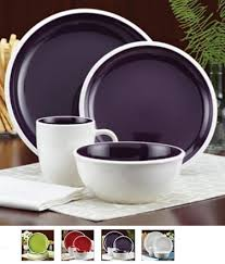 rachael rise 16 pc dinnerware set as low as 24 49 shipped