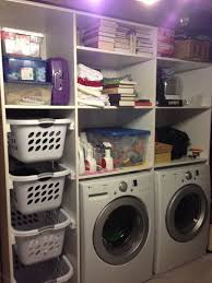 Laundry Room Detergent Storage Ideas In Arranging Laundry Room Organization Naindien