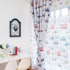 Childrens Bedroom Window Treatments Kids Curtains Cars Promotion Shop For Promotional Kids Curtains