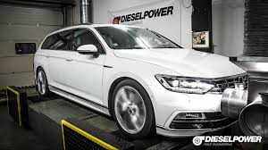 vw snowman vw passat 2 0 bitdi 238 ps to 290 ps by dieselpower www dp race