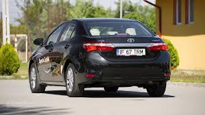 2014 Toyota Corolla Review Autoevolution