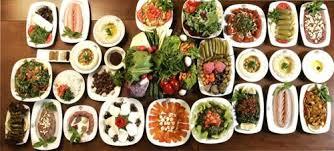 la cuisine libanaise les particularités de la cuisine libanaise