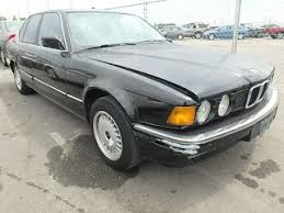 1988 bmw 7 series used 1988 bmw 7 series 735i in vallejo california