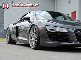 nardo grey r8 the official hre wheels photo gallery for audi r8