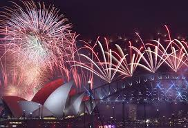 see all the new year s celebrations around the world
