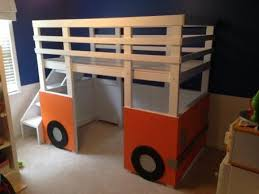 Free Do It Yourself Loft Bed Plans by 107 Best Kid U0027s Bed Plans Images On Pinterest Bed Plans 3 4 Beds