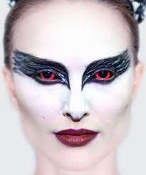White Swan Halloween Costume Black Feather Hair Fascinator Black Swan Halloween