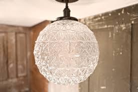 Globe Light Fixtures Lucent Lworks Style Globe Flush Style Fixture 12