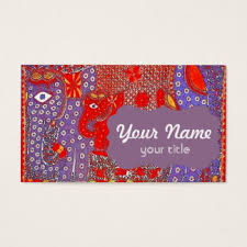 folk business cards templates zazzle