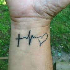 16 best hope wrist tattoos for women images on pinterest a