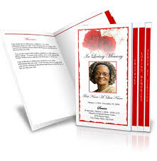 Unique Funeral Programs Funeral Program Template Funeral Programs Obituary Template
