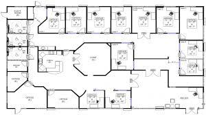 Commercial Office Floor Plans Cool Bedroom Layouts Commercial Office Building Floor Plans