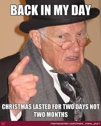November Meme - christmas november until february by mew mew purr meme center