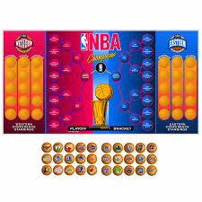 amazon com nba playoff standing boards sports related