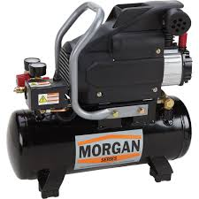 morgan series reconditioned portable electric air compressor air
