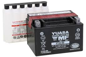 yuasa agm maintenance free battery for street triple 675 r 09 11