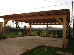 tettoia autoportante tettoie in legno venezia lino quaresimin maerne di martellago